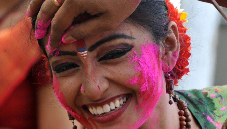 Festival Holi - Índia